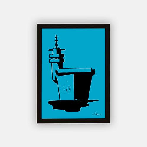 Gravure | Porte-avions 1947 | 21 x 29,7 cm