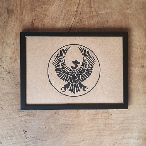 Ibis SPA 42 | kraft | 21 x 29,7 cm