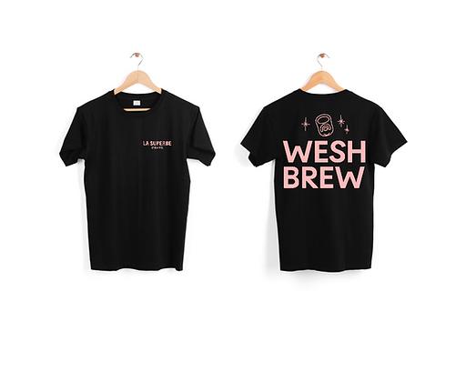 """Tee """"Wesh Brew"""" 20€"""