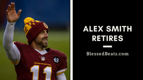 QB Alex Smith retiring from football