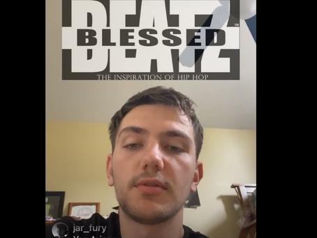 BlessedBeatz Exclusive: Hulvey Dropping Deluxe Album