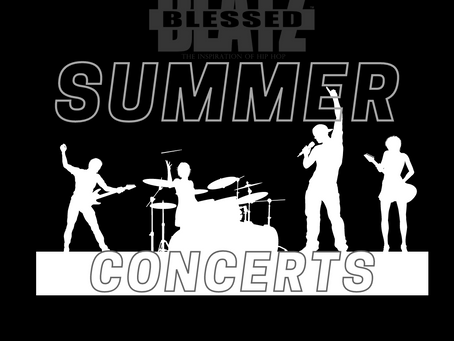 Summer CHH Concerts