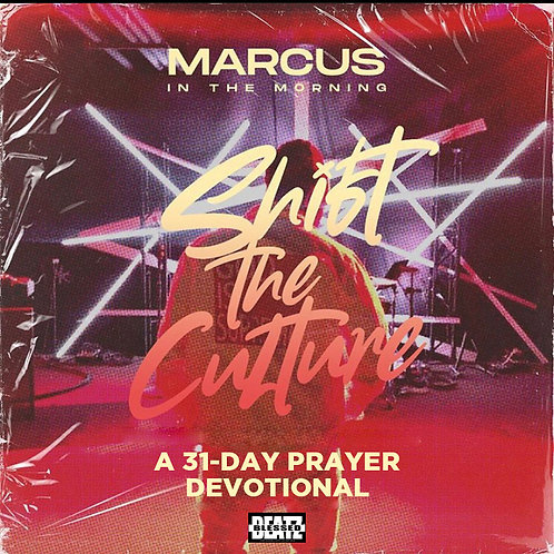 Shift The Culture 31-Day Prayer Devotional Audiobook