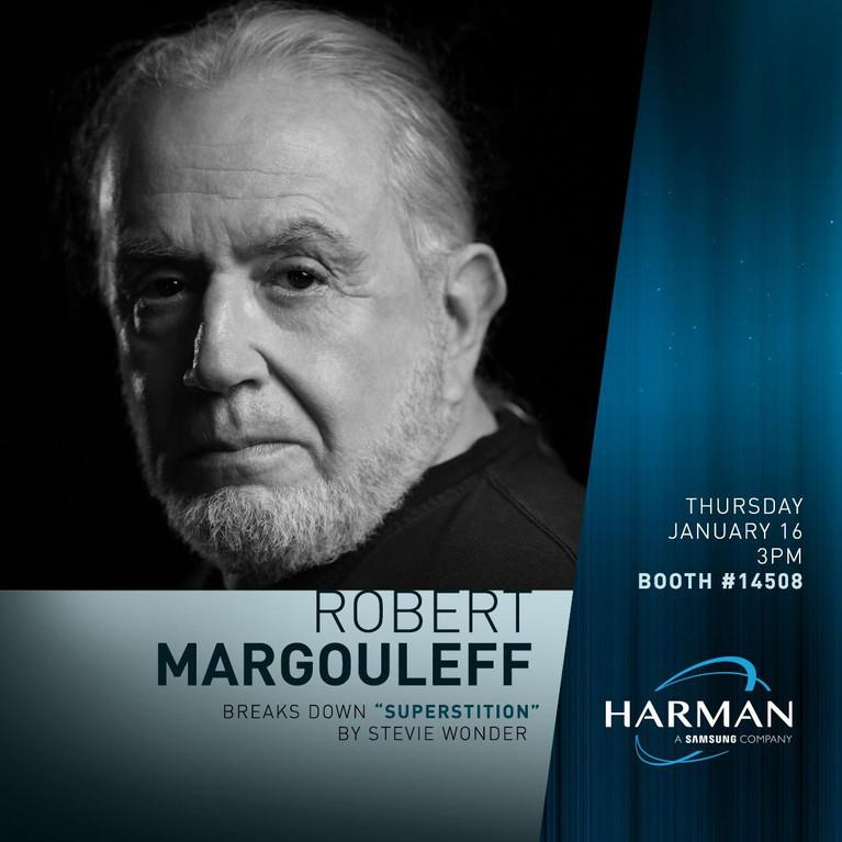 Robert Margouleff public speaker
