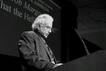 AES 2010 Keynote Speaker Robert Margoule
