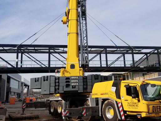24/7 Lifting reste fidèle à son nom grâce à la fiabilité de la Grove GMK5250L