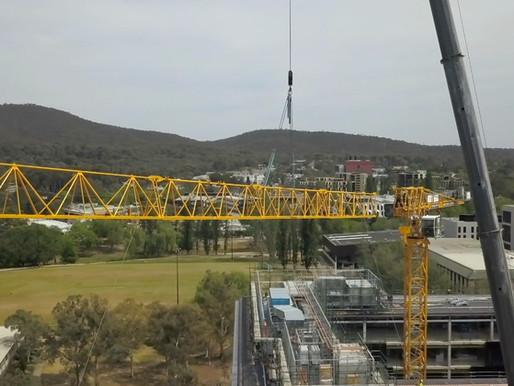 10 steps to safe and efficient tower crane erection