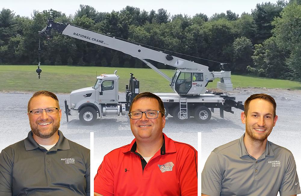 Die LKW-Aufbaukrane von National Crane begeistern die Kunden nun bereits seit mehr als 50 Jahren mit unglaublichen Innovationen. Looking Up spricht mit Mitarbeitern von Manitowoc, um herauszufinden, was nötig ist, um die erfolgreichsten LKW-Aufbaukrane zu bauen, die heute auf dem Markt erhältlich sind.