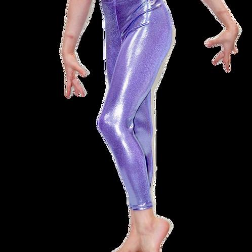 Gymnastic Leggings Lilac Mystique