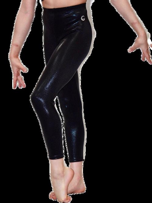 Gymnastic Leggings Black Mystique