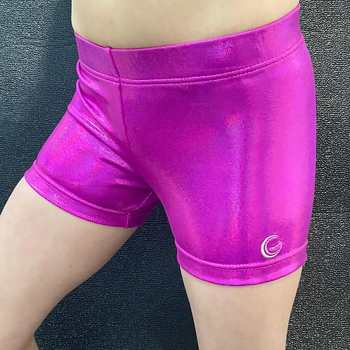 Magenta Mystique Shorts