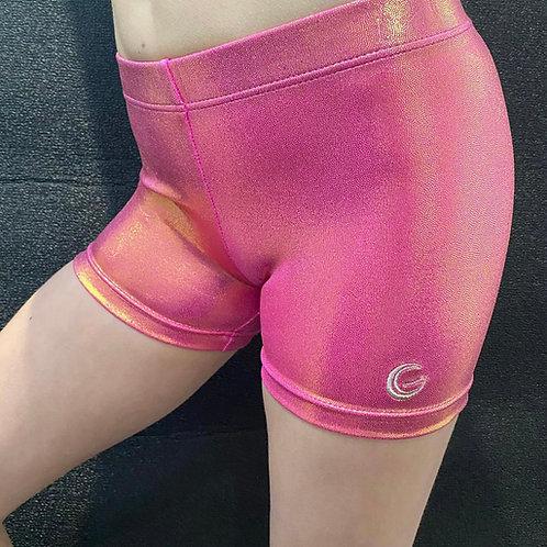Rose Gold Mystique Shorts