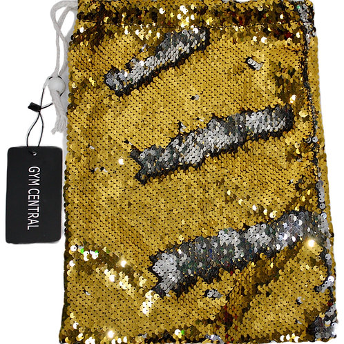 Sequin Handguard Bag