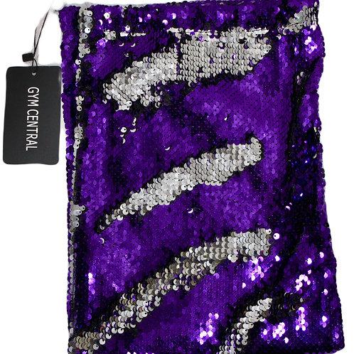 Sequin Handguard Bag