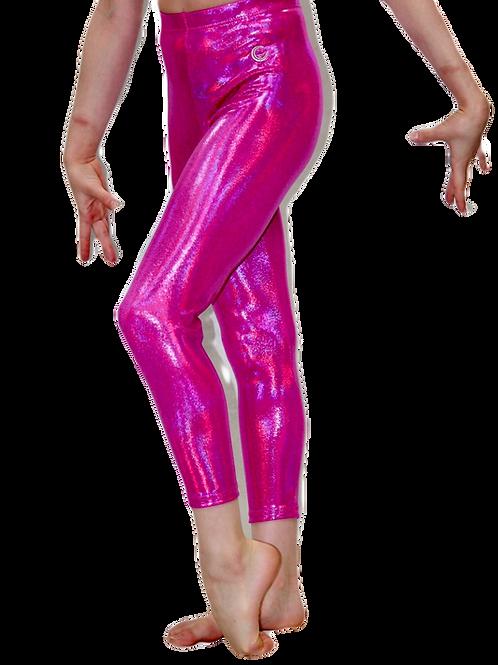 Gymnastic Leggings Magenta Mystique
