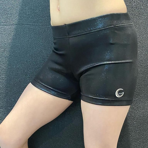 Black Mystique Shorts