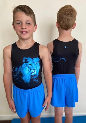 BOYS LION LEOTARD