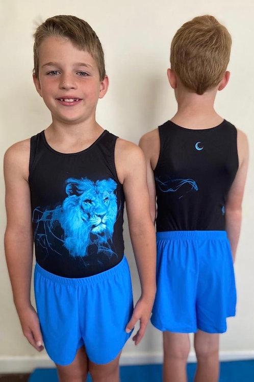 BOYS LION LEOTARD