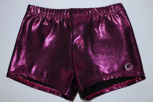 Cherry Black Mystique Shorts