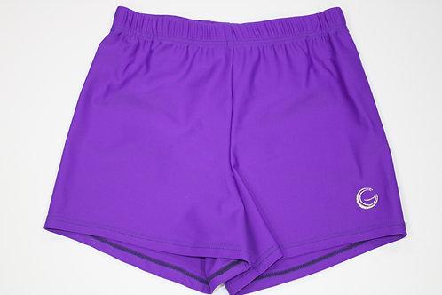 Boys Purple Shorts