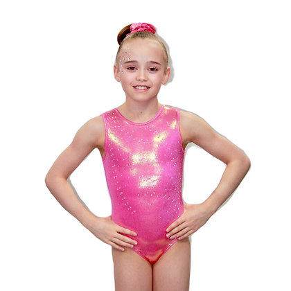 Diamonte Leotard