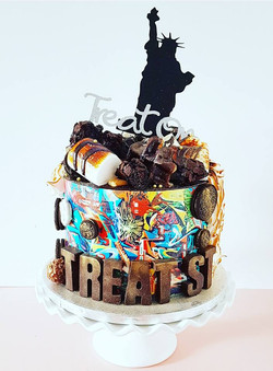 Treat Street Cake