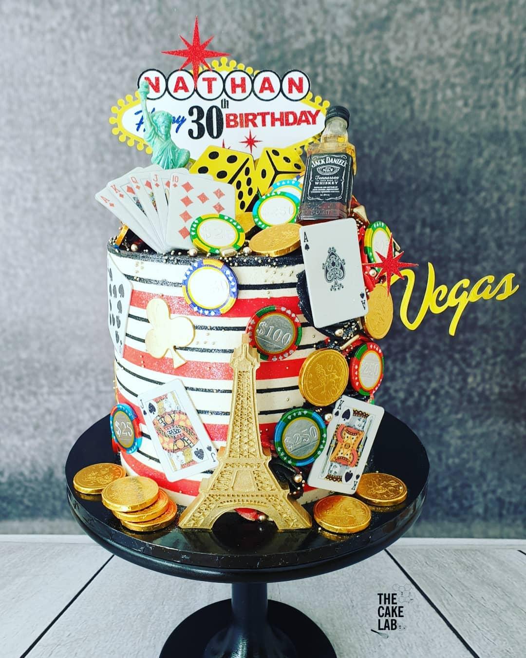 Las Vegas Cake 2