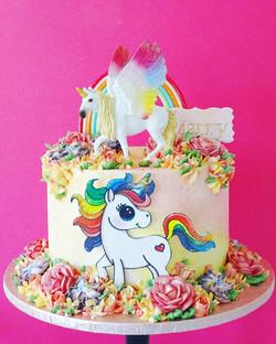 Unicorn Cake 2