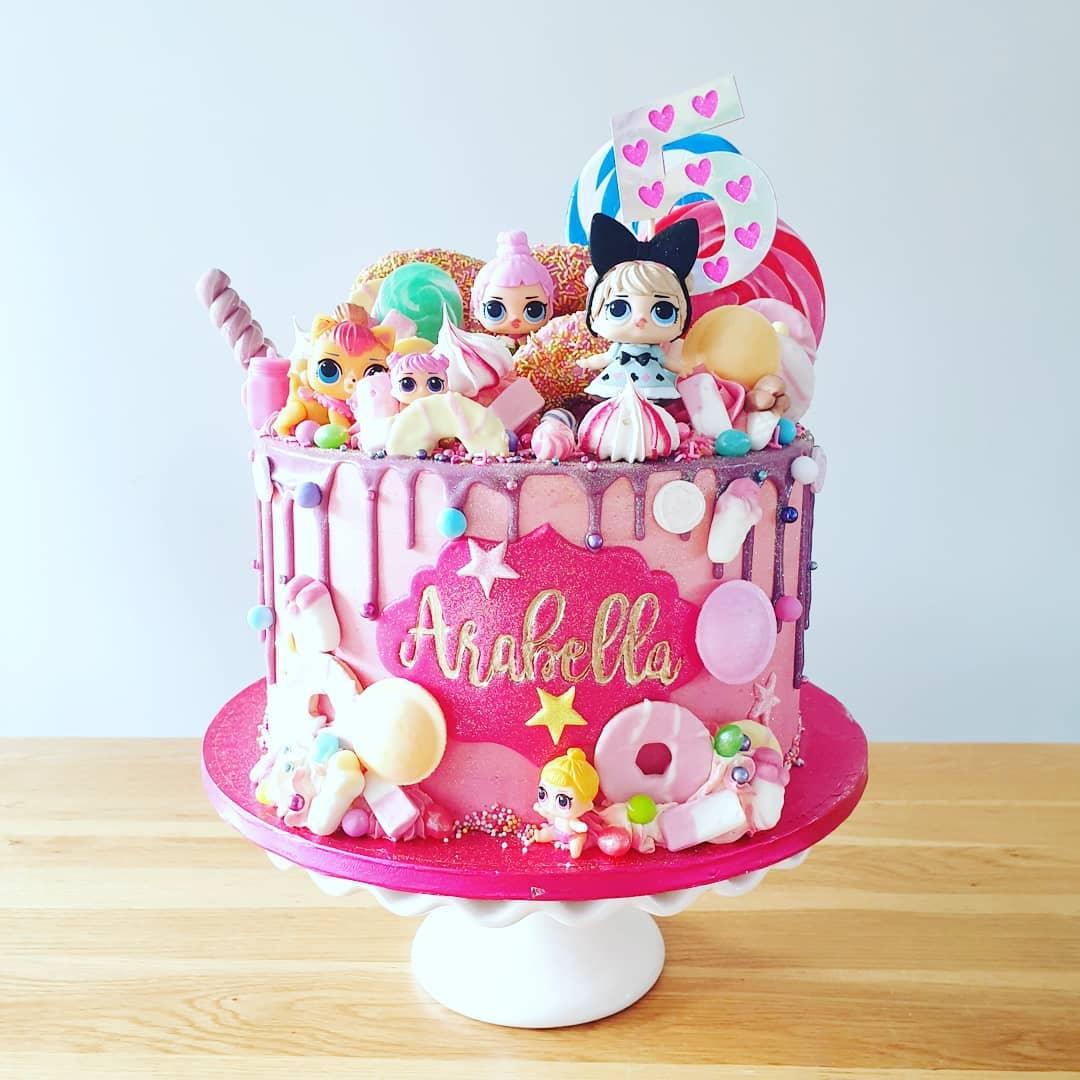 LOL themed cake 5