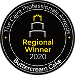 Buttercream Cake - Reigonal Winner - 202