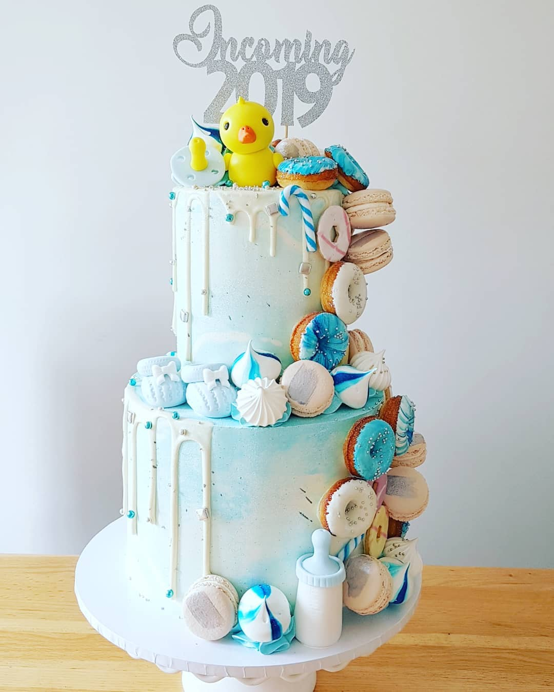 Donuts Baby Shower