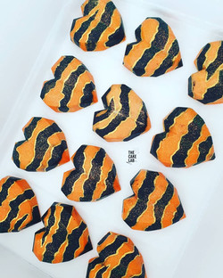 Tiger Cake Gems