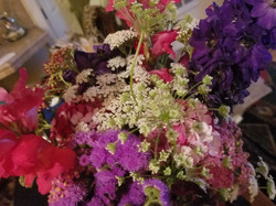Bouquets from Blackberry Bog Farm