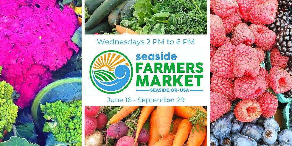 Seaside Farmers Market 2021
