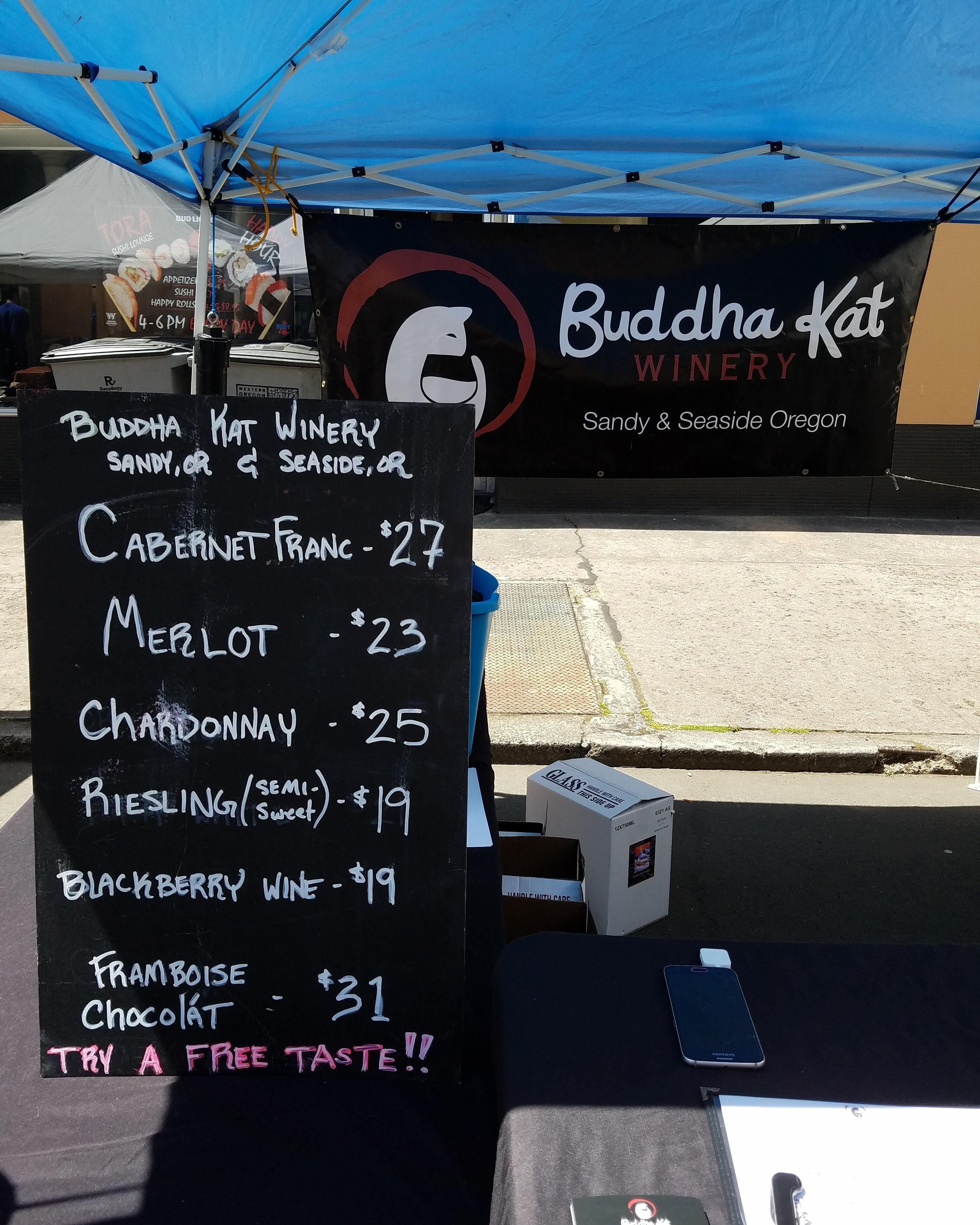Buddha Kat Winery