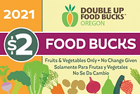 DUFB Double Up Food Books Accepted