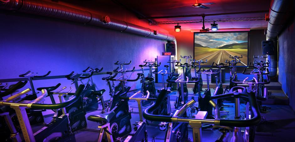 Conception d'un studio de vélo
