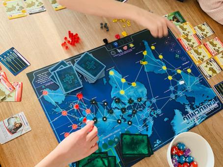 Review bordspel: Pandemic