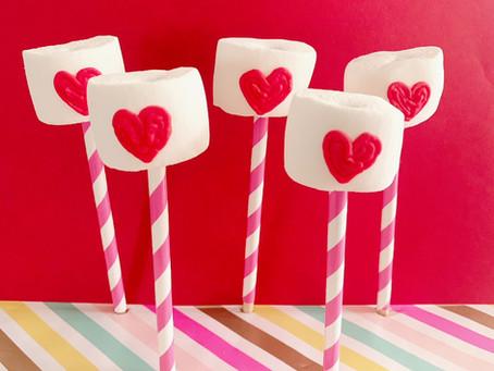 Lekkere (uitdeel) traktatie voor Valentijnsdag