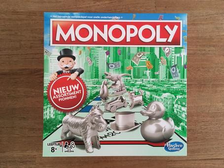 Monopoly, het perfecte cadeau voor jong en oud!