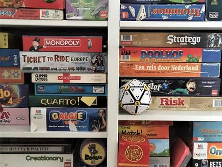 48 leuke spellen in onze spelletjeskast!