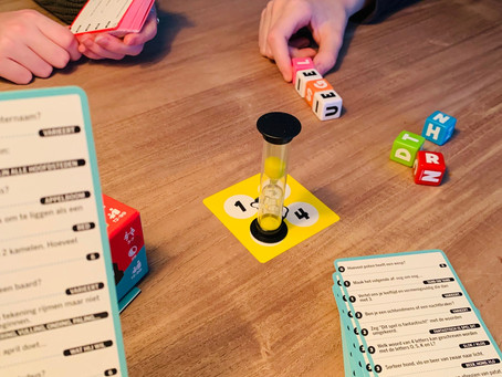 Review: partyspel Stay Cool 999games