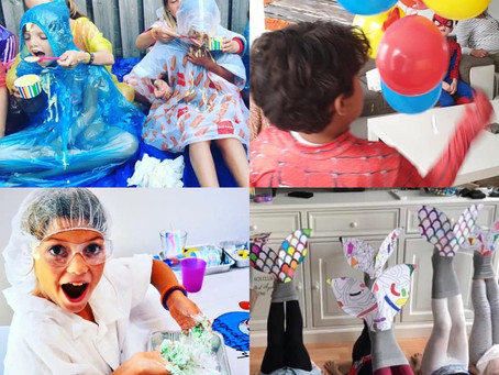 Hoe organiseer je een kinderfeestje thuis?