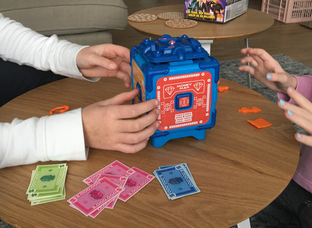 Spel review: Bank Attack