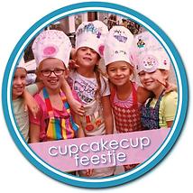 Cupcakefeestje Cupcakecup