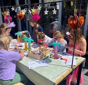 Kinderfeestje thuis: organiseer zelf makkelijk een thuisfeestje