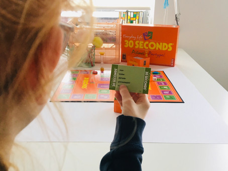 Spel review: 30 seconds Everyday Life