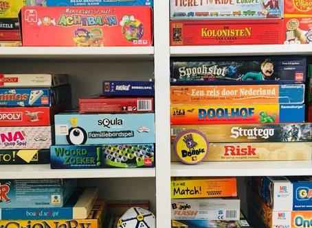 50 tips voor leuke spellen: bordspellen, kaartspellen en gezelschapsspellen