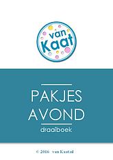 Draaiboek Pakjesavond spel met brief van sint, aftelkalender, opdrachten op rijm. www.vanKaat.nl