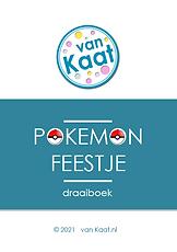 Pokemon kinderfeestje thuis draaiboek